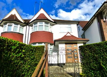 Thumbnail 4 bed semi-detached house for sale in Woodlands, Golders Green, London