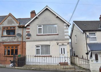 Thumbnail 3 bed end terrace house for sale in Graig Avenue, Aberdare, Rhondda Cynon Taff