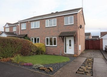 Thumbnail 3 bed semi-detached house to rent in Milburn Court, Sothall, Sheffield