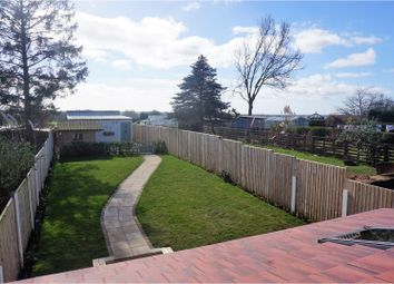 Thumbnail 3 bed semi-detached house for sale in Church Lane, Betley