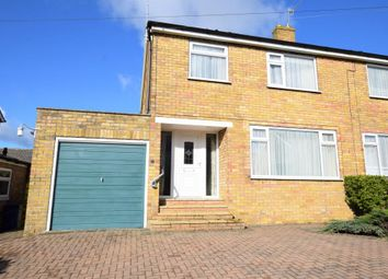 Thumbnail 3 bed semi-detached house for sale in Meadow Drive, East Ayton, North Yorkshire