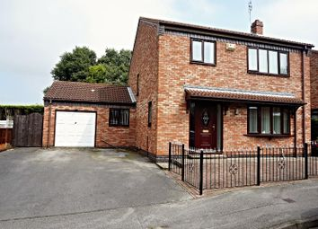 Thumbnail 3 bed detached house for sale in Elm Tree Farm Road, Burstwick, Hull