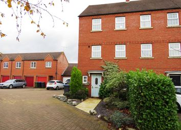 Thumbnail 5 bed semi-detached house for sale in Nightingale Gardens, Rugby