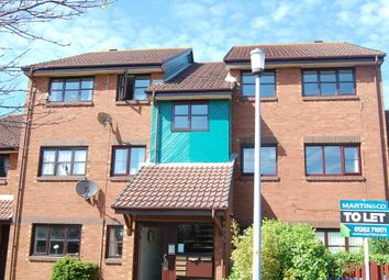 Thumbnail 2 bed flat to rent in Taverner Close, Poole