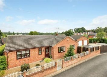Thumbnail 4 bed detached bungalow for sale in Wharf Road, Stanton Hill, Sutton-In-Ashfield, Nottinghamshire