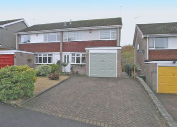 Thumbnail 3 bed semi-detached house for sale in Grayling Road, Stourbridge