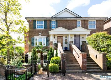 Thumbnail 5 bed semi-detached house for sale in Newcombe Park, Mill Hill, London