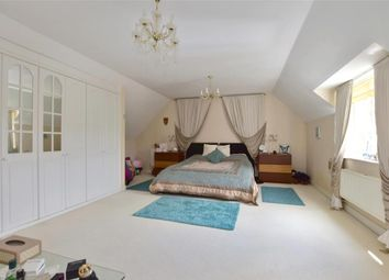 5 bed detached house for sale in Bovarde Avenue, Kings Hill, West Malling, Kent ME19