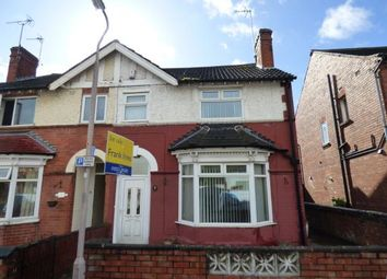 Thumbnail 4 bed semi-detached house for sale in Ashfield Avenue, Mansfield, Nottinghamshire