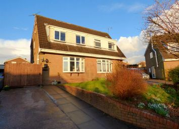 Thumbnail 3 bed semi-detached house for sale in Highland Close, Biddulph Moor, Stoke-On-Trent
