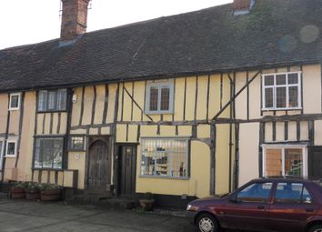 Thumbnail 2 bedroom cottage to rent in Angel Street, Hadleigh, Suffolk