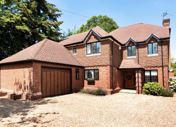 Thumbnail 6 bed detached house for sale in Park Road, Woking