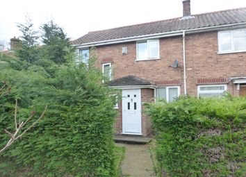 Thumbnail 3 bed terraced house for sale in Shorncliffe Avenue, Norwich