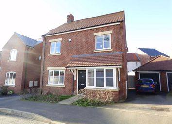 Thumbnail 4 bed detached house for sale in Farnborough Drive, Daventry
