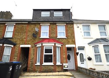 Thumbnail 4 bed terraced house to rent in St. Lukes Avenue, Ramsgate
