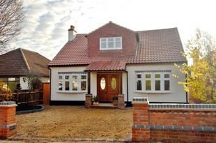 Thumbnail 4 bed detached house for sale in Wych Elm Road, Hornchurch