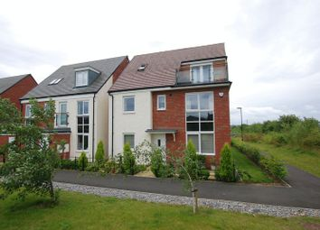 Thumbnail 5 bed detached house for sale in Bowden Close, Newcastle Upon Tyne