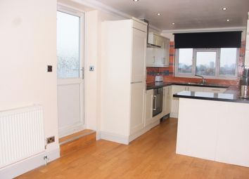 Thumbnail 3 bed flat to rent in Queenstown Road, London