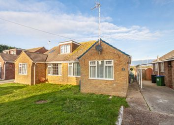 Thumbnail 2 bed bungalow for sale in Piddinghoe Close, Peacehaven