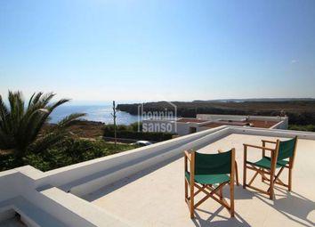 Thumbnail 3 bed villa for sale in Punta Grossa, Mercadal, Balearic Islands, Spain
