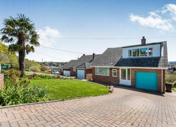 Thumbnail 4 bed detached house for sale in Exeter, Devon