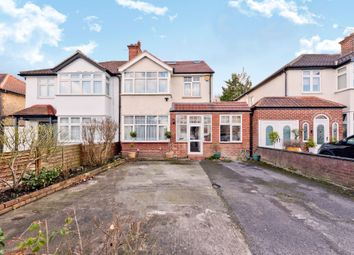 Thumbnail 4 bedroom semi-detached house for sale in Warren Drive North, Tolworth, Surbiton