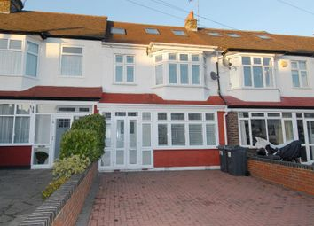 Thumbnail 5 bed terraced house to rent in Granville Road, Southfields