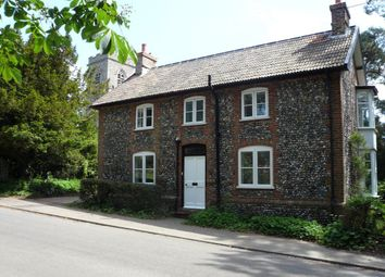 Thumbnail 2 bedroom cottage to rent in Church Road, Thurston, Bury St. Edmunds