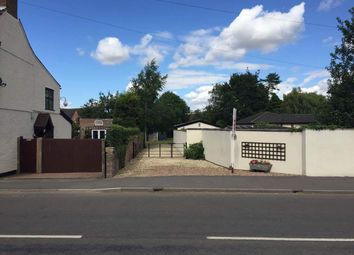 Thumbnail Land for sale in Wharf Road, Crowle