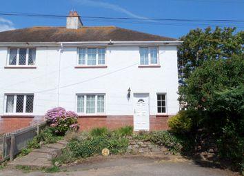 3 bed semi-detached house for sale in Granary Lane, Budleigh Salterton, Devon EX9