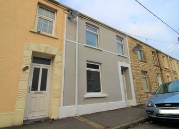 Thumbnail 4 bed terraced house for sale in Cambrian Place, Pontarddulais, Swansea