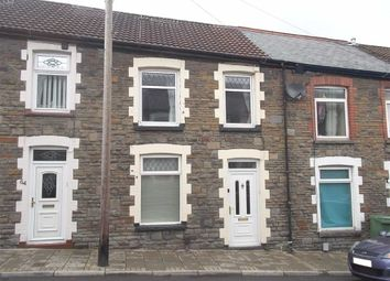 Thumbnail 3 bed terraced house for sale in Danygraig Street, Graig, Pontypridd