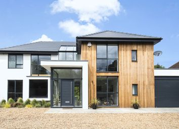 Thumbnail 6 bed detached house for sale in Oatlands Drive, Weybridge