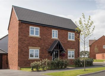 """Thumbnail 4 bedroom detached house for sale in """"Repton"""" at Burton Road, Streethay, Lichfield"""
