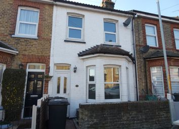 3 bed terraced house to rent in Clifton Road, Ramsgate CT11