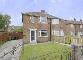 Thumbnail 2 bed semi-detached house for sale in Monkton Road, Huntington, York