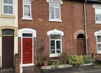 Thumbnail 2 bed terraced house to rent in Ingestre Road, Stafford