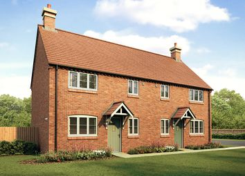 "Thumbnail 3 bed semi-detached house for sale in ""Holly"" at Burcote Road, Towcester"