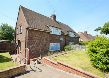 Thumbnail 3 bed semi-detached house for sale in St. Georges Crescent, Gravesend