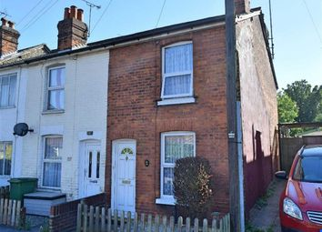 Thumbnail 2 bed end terrace house for sale in London Road, Dunton Green