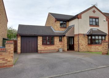 Thumbnail 4 bed detached house for sale in Blair Close, Bishop's Stortford