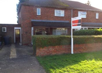 Thumbnail 2 bed semi-detached house for sale in Reeves Way, Peterborough, Cambridgeshire