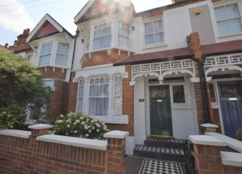 Thumbnail 3 bed terraced house for sale in Durnsford Avenue, London
