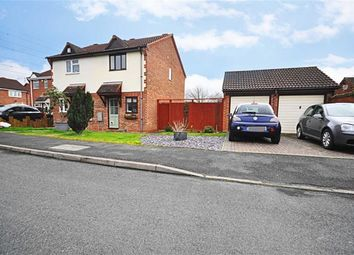 Thumbnail 2 bed semi-detached house for sale in Hydrangea Close, Broomhall, Worcester