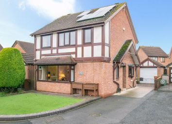 3 bed detached house for sale in Avon Close, Bromsgrove B60