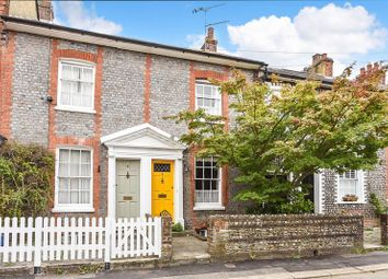 Thumbnail 2 bed terraced house for sale in Washington Street, Chichester