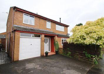 Thumbnail 4 bed detached house for sale in Carvoran Way, Sandsfield Park, Carlisle, Cumbria