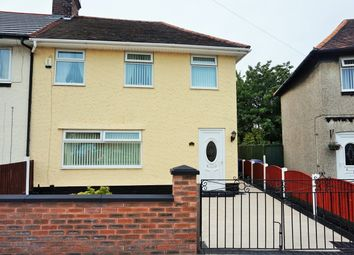 Thumbnail 3 bed semi-detached house for sale in Adlam Road, Liverpool