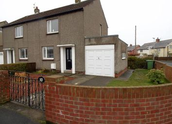 Thumbnail 2 bed semi-detached house for sale in Bisley Road, Amble, Morpeth