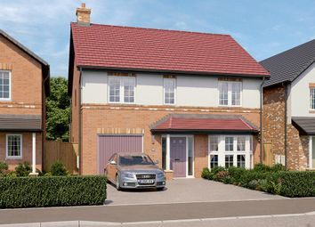 "Thumbnail 4 bed detached house for sale in ""The Rosebury"" at Rectory Lane, Guisborough"